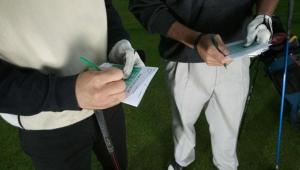 Sistema de Hándicap USGA (United States Golf Association)